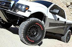 GENERAL® - GRABBER Tires on Ford F150