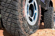 GENERAL® - GRABBER Tires on Jeep Wrangler