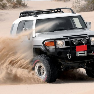 GENERAL® - GRABBER Tires on Toyota FJ Cruiser