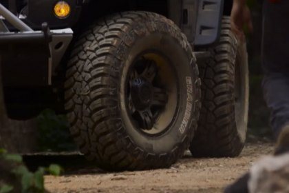 GENERAL® GRABBER X3 At Uwharrie National Park Part 3 (Full HD)