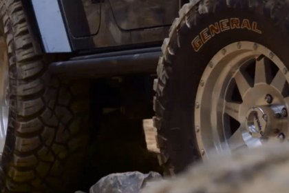 GENERAL® GRABBER X3 At Uwharrie National Park Part 2 (Full HD)