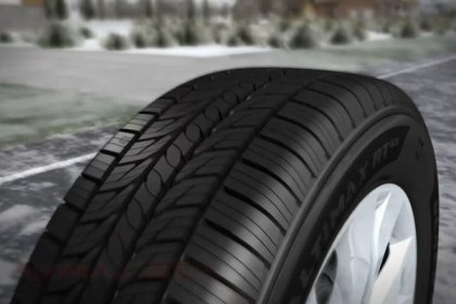 GENERAL® The ALTIMAX RT43 Touring All-Season Tire (Full HD)