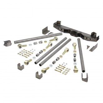 GenRight® - Rear Double Triangulated 4-Link Suspension Kit