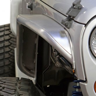 GenRight® - Tube Fender Flares