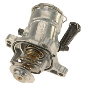 Genuine® - Engine Coolant Thermostat and Housing Assembly