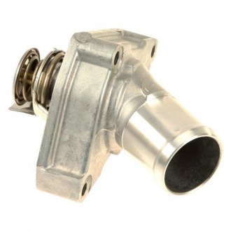 Genuine® - Engine Coolant Thermostat with Thermostat Housing Cover and Gasket