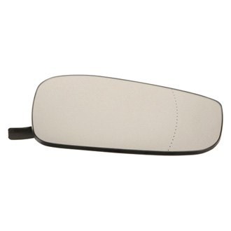 Genuine® - Driver Side View Mirror Glass