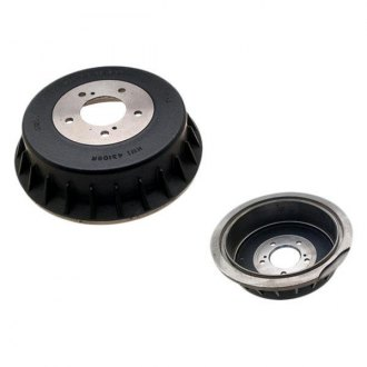 Genuine® - Rear Brake Drum