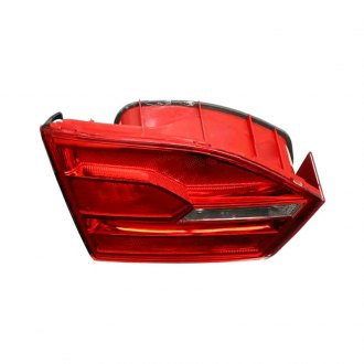 Genuine® - Black Factory Replacement Tail Lights