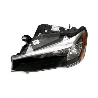 2015 BMW X3 Custom Factory Headlights CARiD
