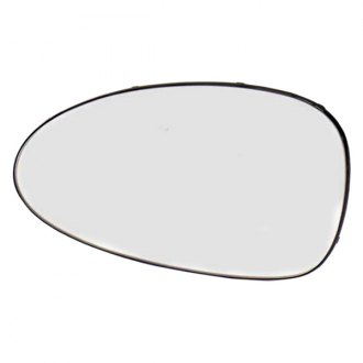 Genuine® - Side View Mirror Glass