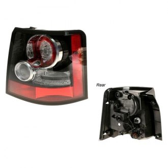 Genuine® - Passenger Side Replacement Tail Light