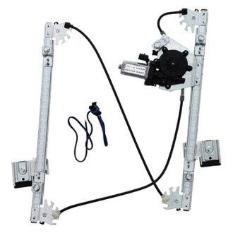 Genuine® - Front Power Window Regulator without Motor