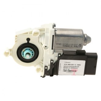 Genuine® - Front Power Window Motor