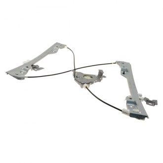Genuine® - Front Power Window Regulator w/o Motor