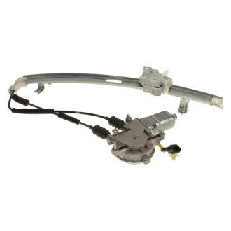 Genuine® - Front Power Window Regulator and Motor Assembly