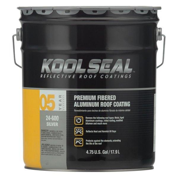 Geocel 174 Ks0024600 16 Kool Seal Premium Fibered Aluminum