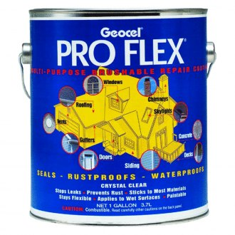 Geocel® - Pro Flex RV™ Multi-Purpose Brushable Repair Coating