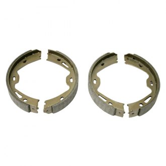 German® - Parking Brake Shoe Set