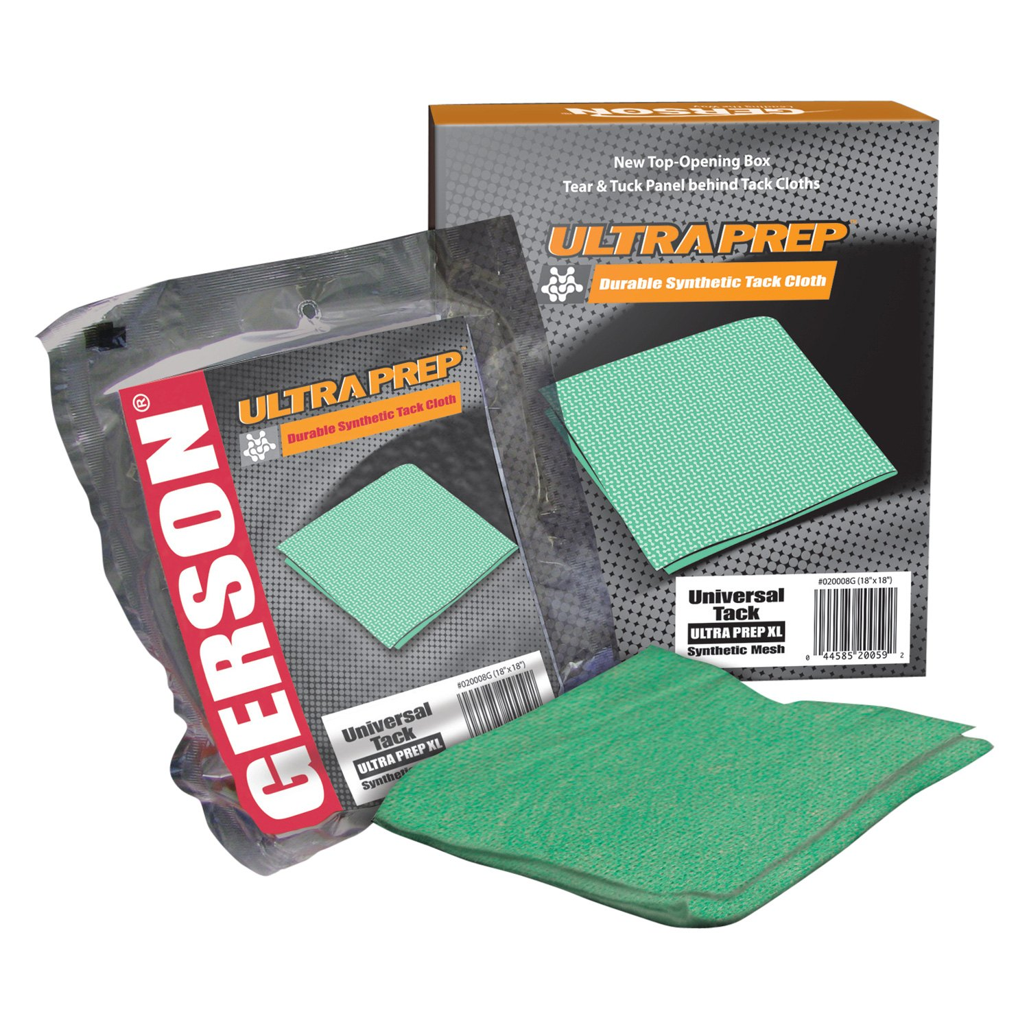 Gerson® 20008G - Ultra Prep™ Tack Cloth Pack