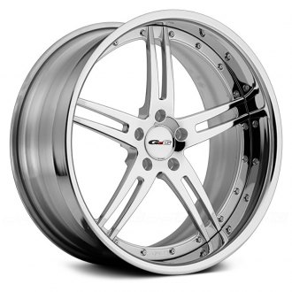 GFG® - MESSINA Chrome