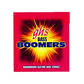 GHS® - 5 String Electric Bass Boomers