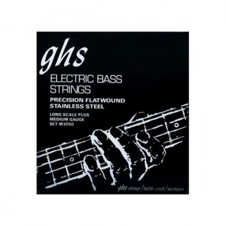 GHS® - Flatwound Medium Electric Bass Strings