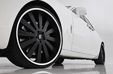 GIANELLE® - Wheels on Rolls Royce Ghost