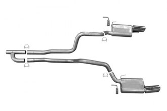 Gibson® - American Muscle Car™ Cat-Back Exhaust System