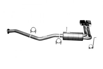 Gibson® - Super Truck™ Cat-Back Exhaust System