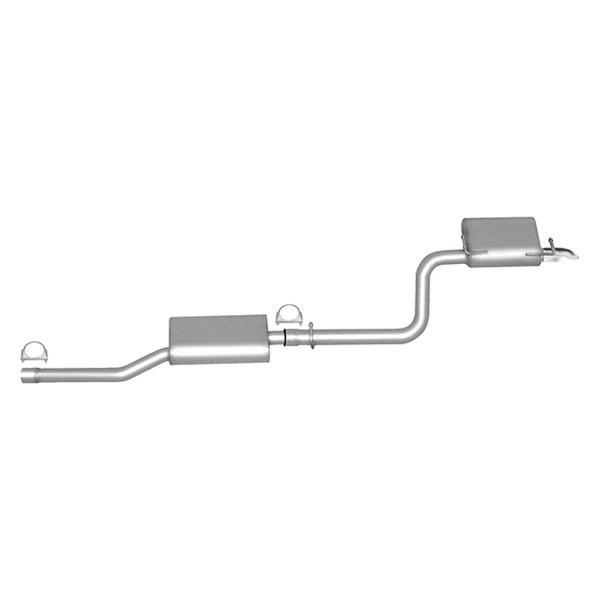 Gibson® - American Muscle Car™ Stainless Steel Cat-Back Exhaust System