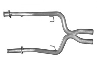 Gibson® - Crossover X-Pipe