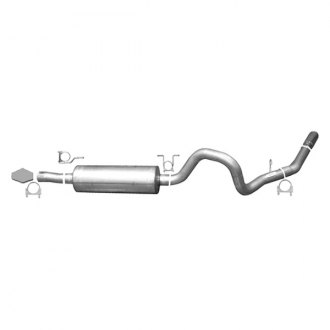 Gibson® - Swept Side™ Cat-Back Single Exhaust System