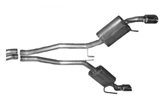 Gibson® - American Muscle Car™ Cat-Back Dual Exhaust System