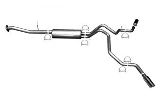 Gibson® - Extreme Dual™ Cat-Back Dual Exhaust System