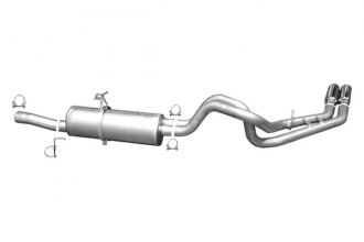 Gibson® - Dual Sport™ Cat-Back Exhaust System