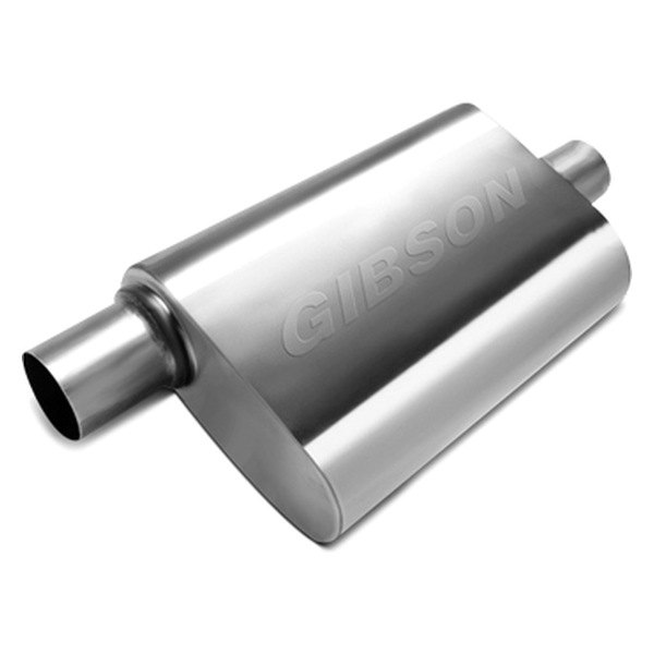 Gibson® - CFT Superflow™ Oval Muffler
