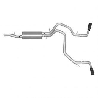 Gibson® - Extreme Dual™ Cat-Back Exhaust System with Split Side Exit