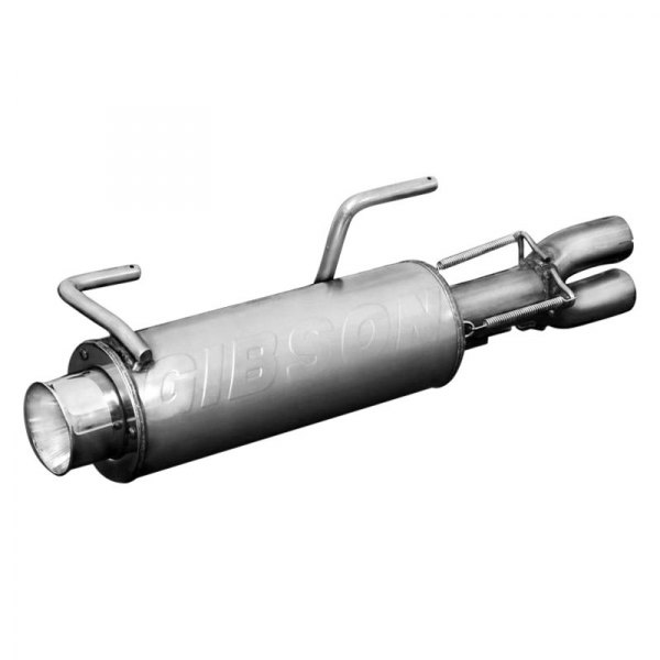 Gibson® - UTV Series Stainless Steel Single Exhaust System