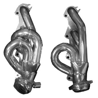 Gibson® - Performance Stainless Steel Short Tube Exhaust Headers