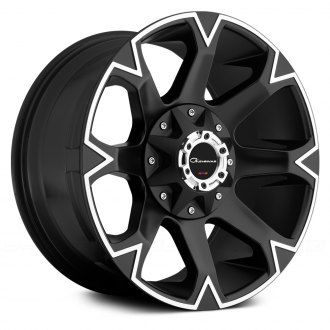 GIOVANNA® - D8V Machined Black