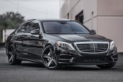 GIOVANNA® - DRAMUNO-5 Black on Mercedes CL