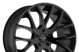 "GIOVANNA® - KILIS Black (20"" x 10"", +35 Offset, 5x120.65 Bolt Pattern, 72.56mm Hub)"