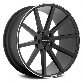 GIOVANNA® - LINDOS-RL Matte Black with Machined Edge