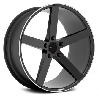 GIOVANNA® - MECCA-RL Matte Black with Machined Edge
