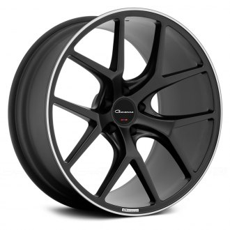 GIOVANNA® - PORTOFINO-RL Matte Black with Machined Edge