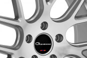 GIOVANNA® - SHAKI Silver with Machined Face Close-Up
