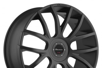 "GIOVANNA® - SIENA Black (24"" x 10"", +30 Offset, 6x139.7 Bolt Pattern, 86.9mm Hub)"