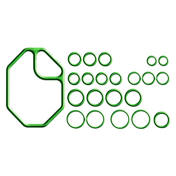 GPD® 1321236 - A/C System O-Ring and Gasket Kit