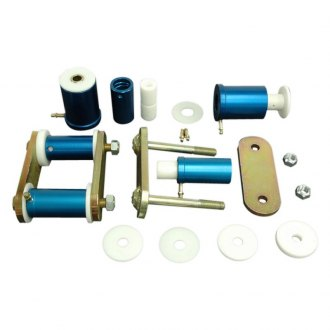 Global West® - Del-A-Lum Bushing and Shackle Kit